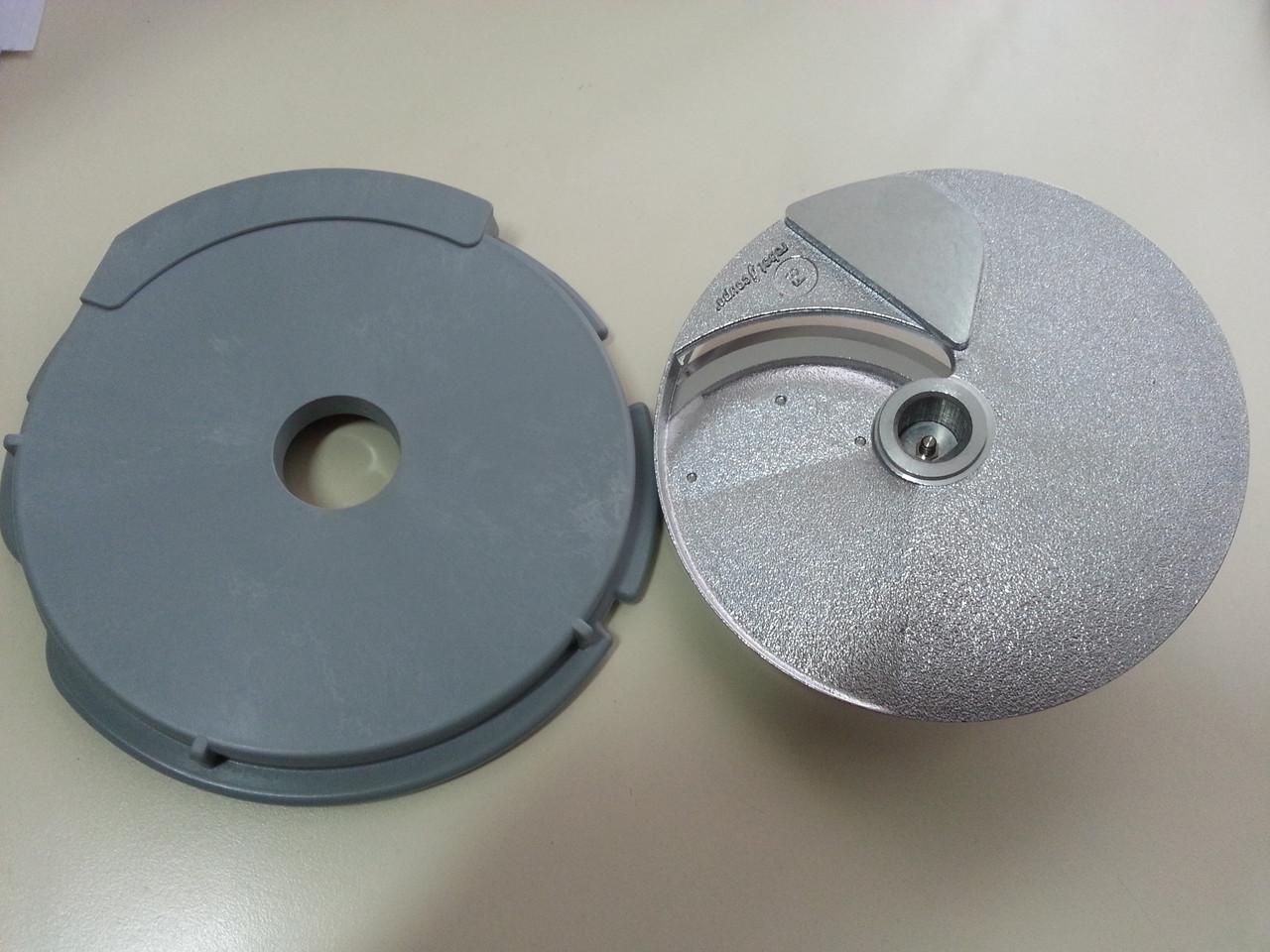 Диск F10 для овощерезки Robot Coupe CL30 соломка-фри 10x10 (27117)
