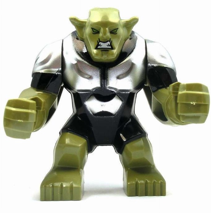Лего фигурки Lego Marvel Марвел супер-герои мстители Норман Озборн  Norman Osborn