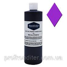 Гелевая краска Америколор Королевский фиолетовый, 383гр