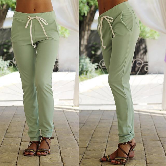 фисташковые штаны оптом Arut оптовый интернет магазин женской одежды арут