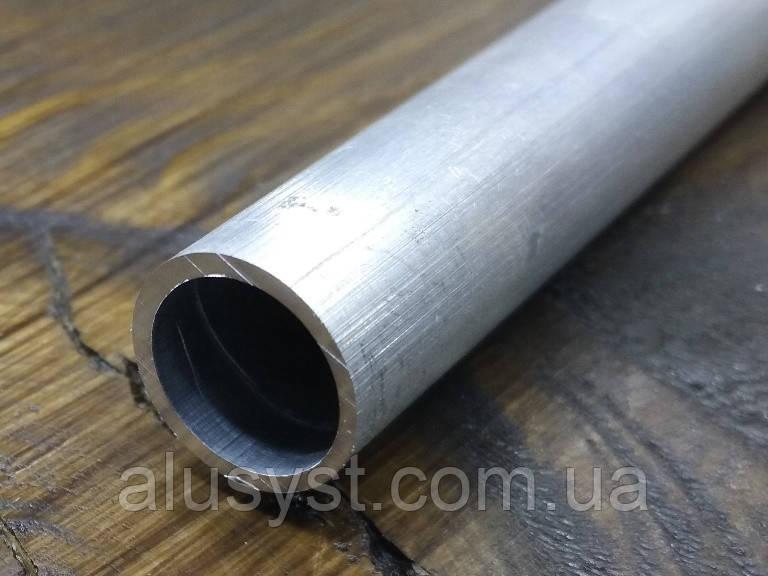Труба круглая алюминий 12х1 без покрытия, фото 1