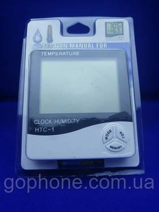 Часы - метеостанция HTC-1, фото 2