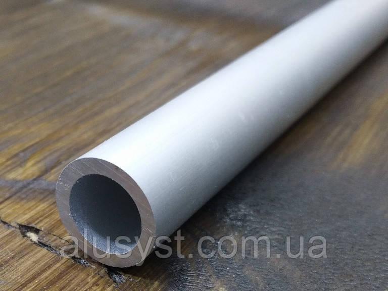 Труба круглая алюминий 15х2 анод