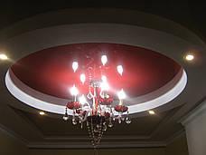 Натяжные потолки, фото 2