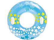 Надувной круг Intex 59256 с ручками Звезды (int59256_1)