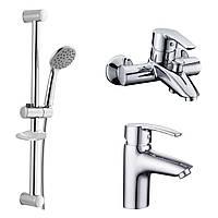 Набір змішувачів Imprese Horak 0510170670 для ванни (3 в 1), фото 1