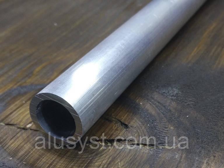 Труба круглая алюминий 16х2 без покрытия