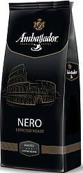 Кофе в зернах Ambassador Nero 100% Робуста 1кг, Польша