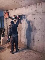 Устройство отверстий в стене