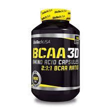 Аминокислоты бцаа Biotech Bcaa 3D 180caps
