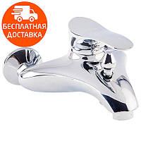 Смеситель для ванны Q-tap Eris CRM 006 хром, фото 1