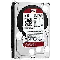 """Жесткий диск Western Digital Red Pro 2"""" 2TB (WD2002FFSX), фото 1"""