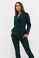 S, M, L, XL / Молодіжний жіночий костюм Astrid, темно-зелений