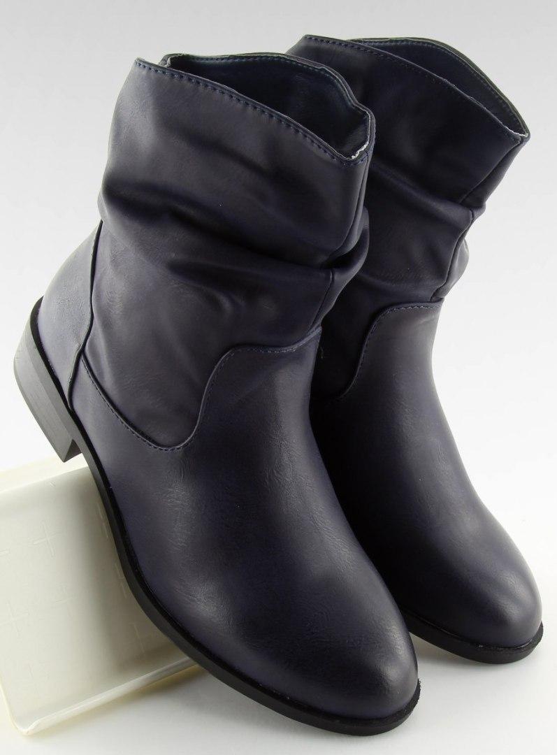 Женские ботинки Grace DK.BLUE