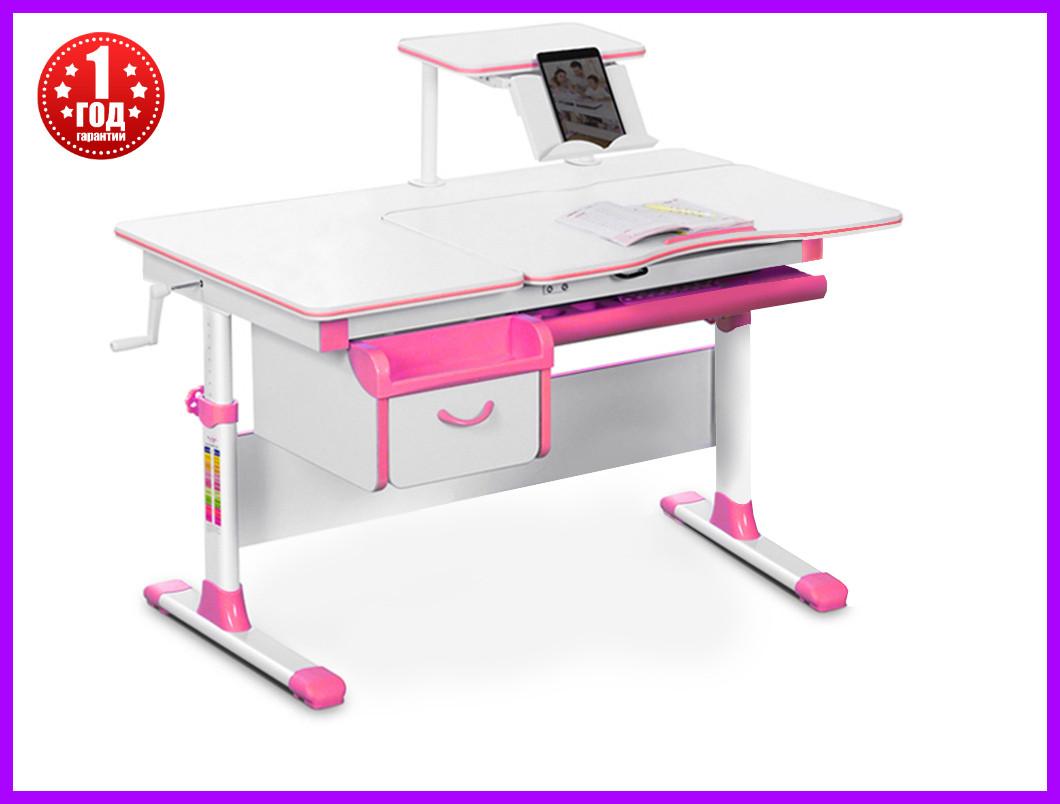 Детский стол Evo-kids стол+ящик+надстройка Evo-40 PN
