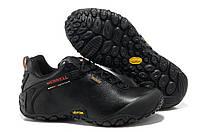 Мужские зимние кожаные ботинки MERRELL, размер 42-43