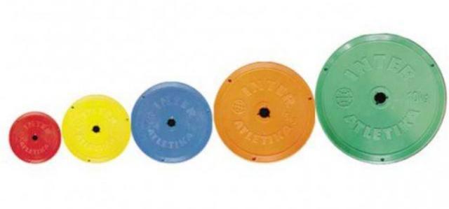 Диск SТ521.2 цветной 0,5 кг