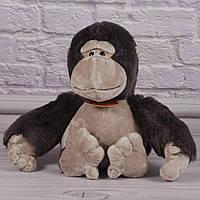 Мягкая игрушка Обезьянка 22 см, плюшевая мартышка, игрушка обезьяна