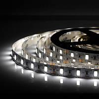 Світлодіодна стрічка 5630-60led-10mm-12V, IP20 білий
