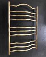 Бронзовый полотенцесушитель  500*800 Венеция 10 АЗОЦМ, фото 1