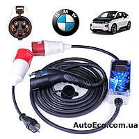 Зарядное устройство для электромобиля BMW i3 AutoEco J1772-32A-Wi-Fi, фото 1