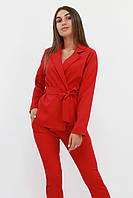 S, M, L, XL / Молодіжний жіночий костюм Astrid, червоний