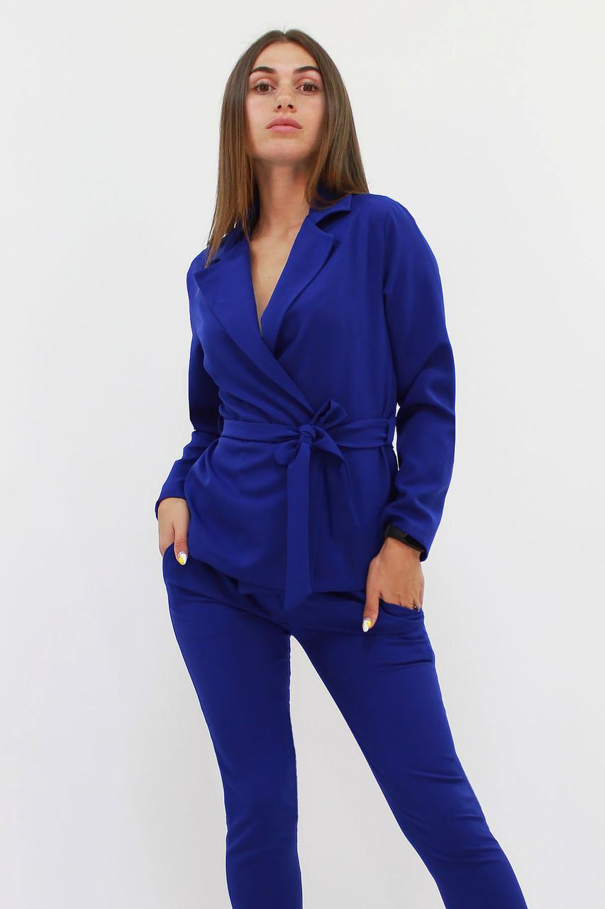 M, L | Молодіжний жіночий костюм Astrid, синій