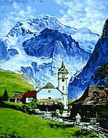 Картина по номерам Гриндельвальд 40 х 50 см (MR-Q2093)