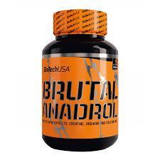 Бустер тестостерона Biotech Brutal Anadrol 90caps