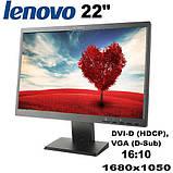"""Монитор 22"""" 1680x1050 Lenovo l2250pwd Уценка, фото 2"""