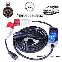 Зарядное устройство для электромобиля Mercedes-Benz B-class Electric Drive AutoEco J1772-32A-Wi-Fi
