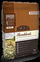 Сухой корм Acana RANCHLANDS DOG 11.4 кг для собак и щенков всех пород и возрастов (говядина/ягненок/свинина)