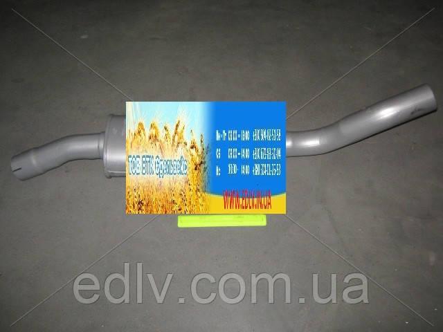 Резонатор ГАЗ 2217,2752 двигун 405 L1000мм (під нейтр.) у зборі (покупн. ГАЗ) 2217-1202008-60