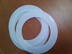 Прокладки фланцевые  PTFE  ГОСТ 15180-86,  Ду 350 мм