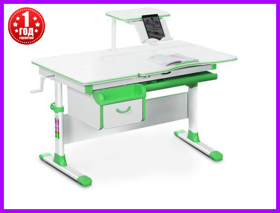 Детский стол Evo-kids стол+ящик+надстройка Evo-40 Z