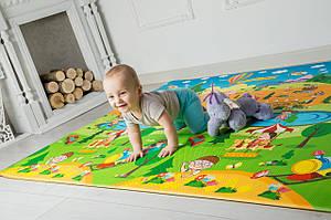 """Развивающий коврик Bugs Развивающий коврик Bugs® """"Парк Розваг""""  (2300*1400*15 мм) 6901423156715"""