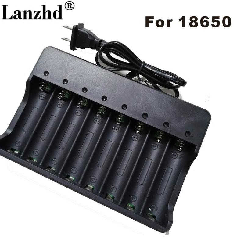 Універсальний зарядний пристрій 18650 №254