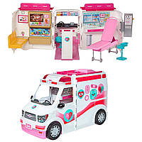 Машина Барби Спасательный центр Barbie Care Clinic Vehicle