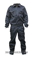 Костюм ОХОРОНА на блискавці ( куртка + штани )
