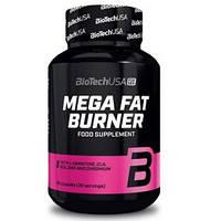 Жиросжигатель Biotech USA Mega Fat Burner (90 таб.)