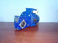 Мотор-редуктор NMRV 030 (28-560) об/мин. с дв. (0,18-0.25кВт) 380В