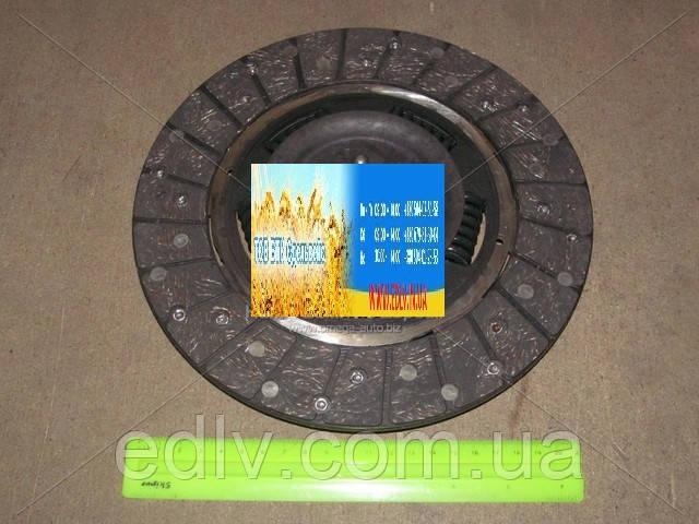 Диск сцепления ведомый ГАЗ двигатель 406 усиленный (пр-во ГАЗ) 2217-1601130