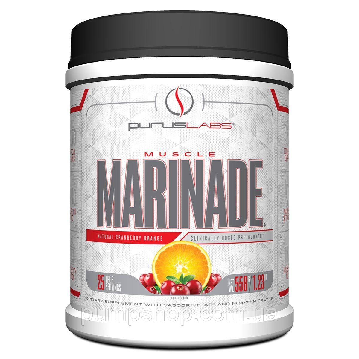 Предтренировочный комплекс Purus Labs Muscle Marinade 25 порц.