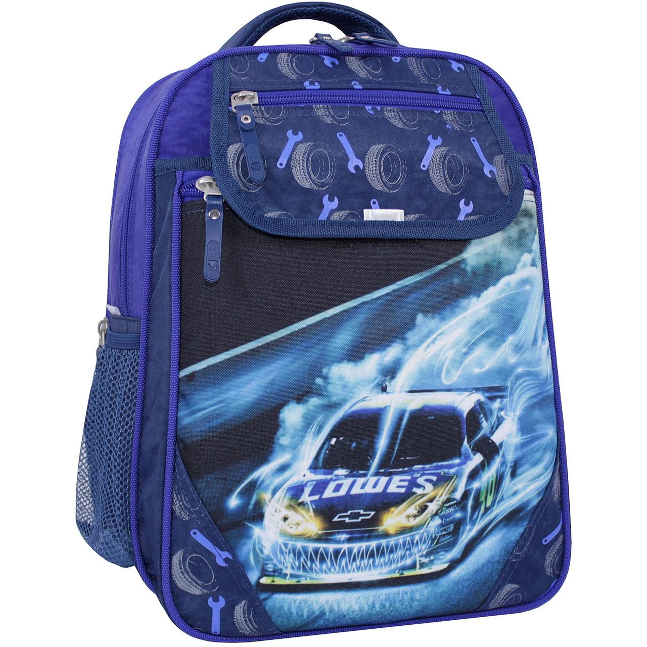 Школьный портфель для мальчика 1 класс с ортопедической спинкой ... | 1280x1280