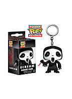 Фигурка - брелок Pocket pop keychain Horror - Scream Ghostface 3.6 см