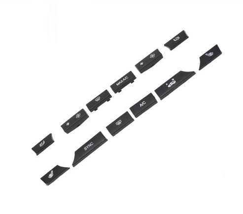 Кнопки климат контроля кондиционера BMW 6 F06 F12 F13 9331832 9233635 9233644 9229602