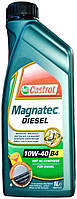 Моторное масло полусинтетика Castrol(Кастрол) Magnatec Diesel 10W-40 B4 1л