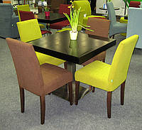Стул -Хит 2-. Деревянный, мягкий стул для кафе, ресторана.