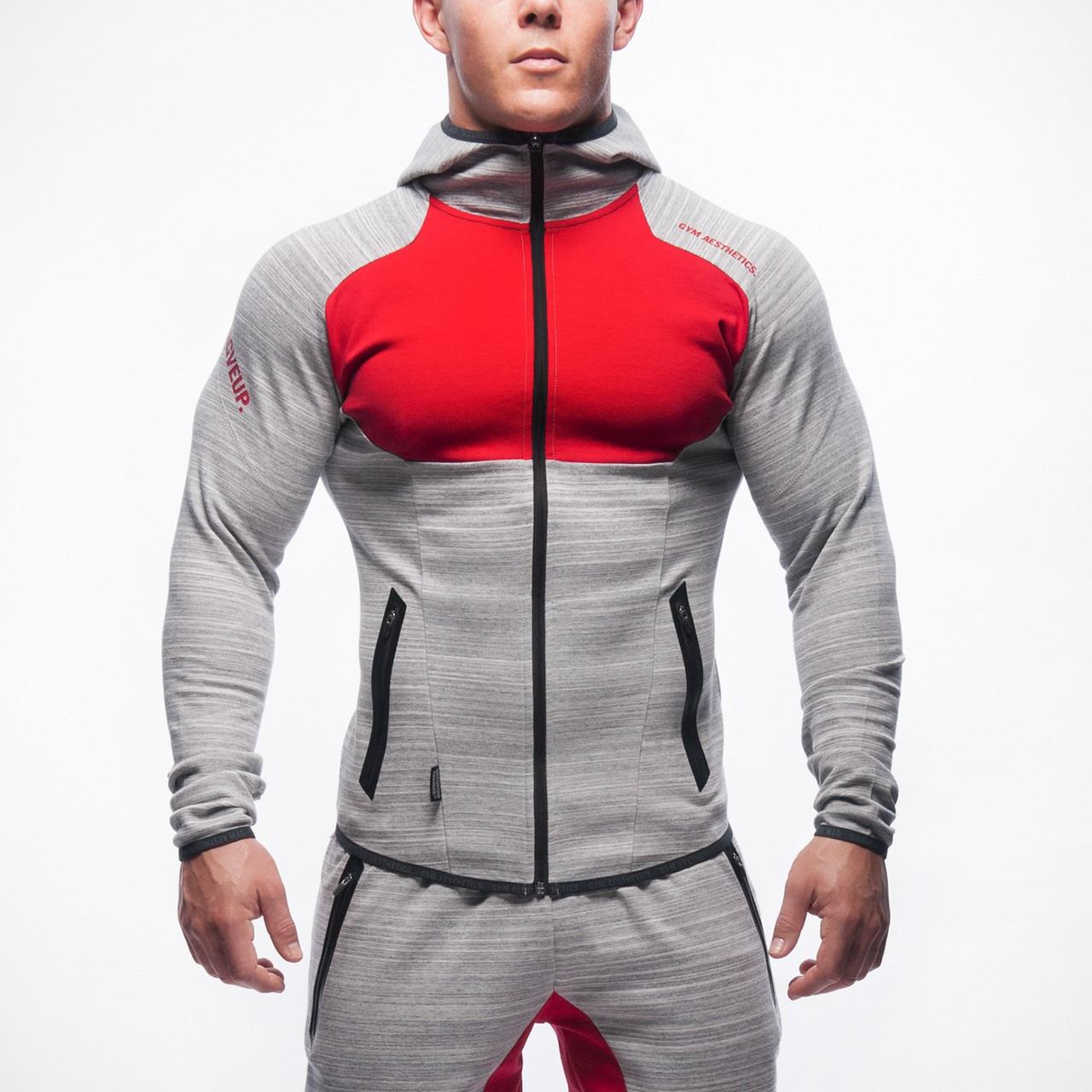 Мужской спортивный костюм AL-6564-35