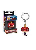 Фигурка - брелок Pocket pop keychain Captain Marvel - Captain Marvel 3.6 см